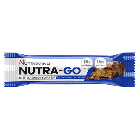 Nutramino-Go High Protein Low sugar Bar